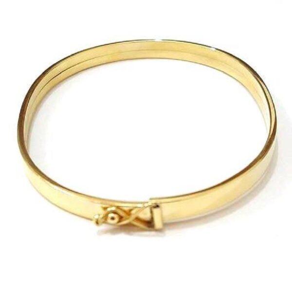 Bracelete em Ouro-0
