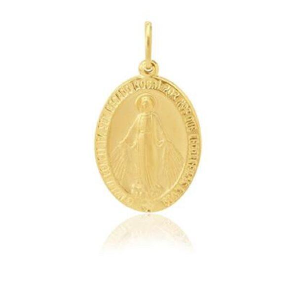 Medalha Nossa Senhora das Graças - A Milagrosa-0