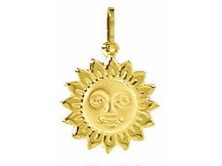 Pingente de Sol-0