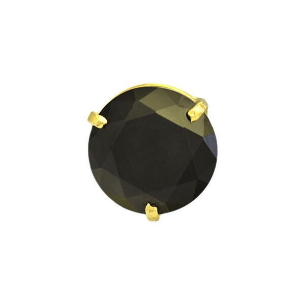 Pingente Ponto de Luz Negro-0