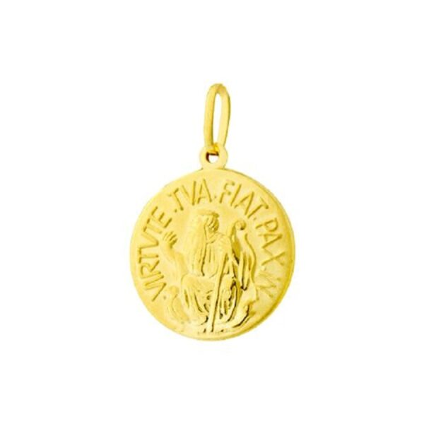 Pingente Medalha de São Bento-446