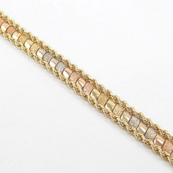 Pulseira Taparella gold color-346