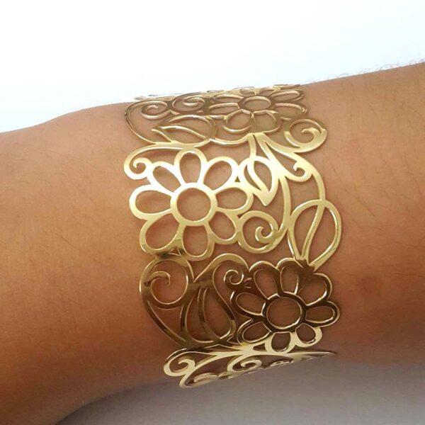 Bracelete em Ouro-583