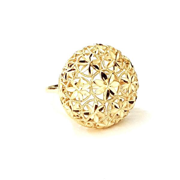 Anel diamantado-0