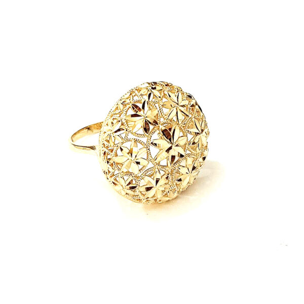 Anel diamantado-749