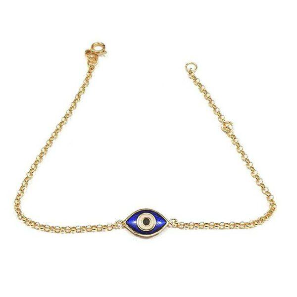Pulseira olho grego -785